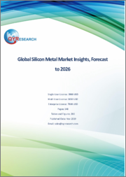 Global Silicon Metal Market Insights, Forecast to 2026