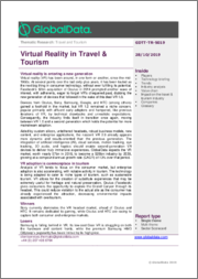 Virtual Reality in Travel & Tourism - Thematic Research