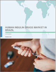 Human Insulin Drugs Market in Brazil by Distribution Channel, Product, and Application - Forecast and Analysis 2019-2023