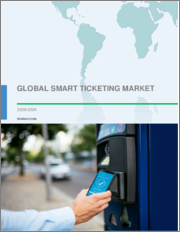 Smart Ticketing Market by Application and Geography - Forecast and Analysis 2020-2024