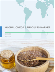Omega 3 Products Market by Product and Geography - Global Forecast and Analysis 2019-2023