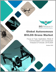 Global Autonomous BVLOS Drone Market: Focus on Type, Application, Mode of Communication, and Component - Analysis and Forecast, 2019-2029