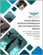 Global Military Artificial Intelligence (AI) and Cybernetics Market: Focus on Platform, Technology, Application and Services - Analysis and Forecast, 2019-2024