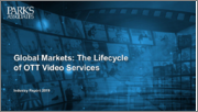 Global Markets - The Lifecycle of OTT Services