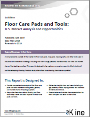 Floor Care Pads and Tools: U.S. Market Analysis and Opportunities