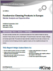 Foodservice Cleaning Products: Europe Market Analysis and Opportunities
