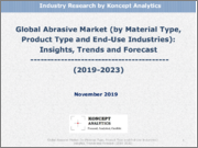 Global Abrasive Market (by Material Type, Product Type and End-use Industries): Insights, Trends and Forecast (2019-2023)
