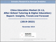 China Education Market (K-12, After-School Tutoring & Higher Education) Report: Insights, Trends and Forecast (2019-2023)