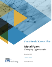 Metal Foam: Emerging Opportunities