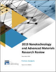 2019 Nanotechnology and Advanced Materials Research Review