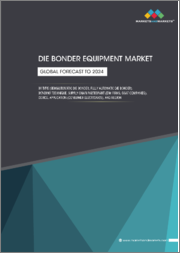Die Bonder Equipment Market by Type (Semiautomatic Die Bonder, Fully Automatic Die Bonder), Bonding Technique, Supply Chain Participant (IDM Firms, OSAT Companies), Device, Application (Consumer Electronics), and Region - Global Forecast to 2024