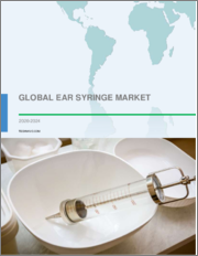 Ear Syringe Market by Type and Geography - Forecast and Analysis 2020-2024