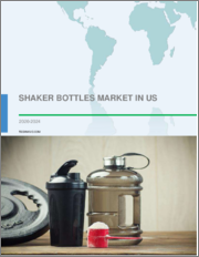 Shaker Bottles Market in US by Application and Type - Forecast and Analysis 2020-2024