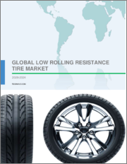 Low Rolling Resistance Tire Market by End-user and Geography - Forecast and Analysis 2020-2024