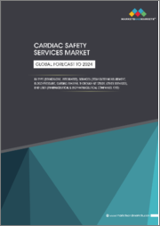 Cardiac Safety Services Market by Type (Standalone, Integrated), Services (ECG/Holter Measurement, Blood Pressure, Cardiac Imaging, Thorough QT Study, Other Services), End User - Global Forecast to 2024