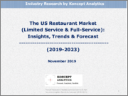 The US Restaurant Market (Limited Service & Full-service): Insights, Trends & Forecast (2019-2023)