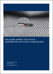 The Global Market for Optical Tensiometers (contact angle) and Force Tensiometers