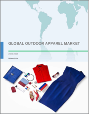 Outdoor Apparel Market by Distribution Channel and Geography - Forecast and Analysis 2020-2024
