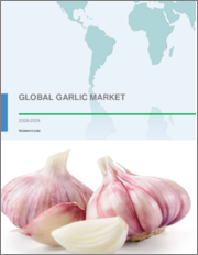 Garlic Market by Type and Geography - Forecast and Analysis 2020-2024