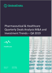 Partnerships, Licensing, Investments and M&A Deals and Trends in Pharmaceuticals - Q4 2019