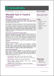 Wearable Tech in Travel & Tourism - Thematic Research