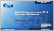 Water Testing Instruments 2019: Environmental & Industrial Monitoring
