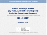 Global Bearings Market (by Type, Application & Region): Insights, Trends and Forecast (2019-2023)