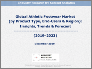 Global Athletic Footwear Market (by Product Type, End-Users & Region): Insights, Trends & Forecast (2019-2023)