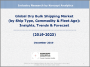 Global Dry Bulk Shipping Market (by Ship Type, Commodity & Fleet Age): Insights, Trends & Forecast (2019-2023)