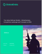 The Indian Defense Market - Attractiveness, Competitive Landscape and Forecasts to 2024