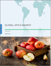 Apple Market by Distribution Channel and Geography - Forecast and Analysis 2020-2024