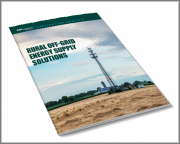 Rural Off-Grid Energy Supply Solutions