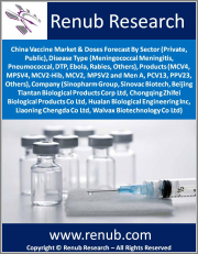 China Vaccine Market & Doses Forecast By Sector (Private, Public), Disease Type, Products, Company