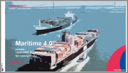 Maritime 4.0 - Upscaled Digitalisation is Boosting Appetite for Connectivity