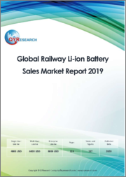 Global Railway Li-ion Battery Sales Market Report 2019