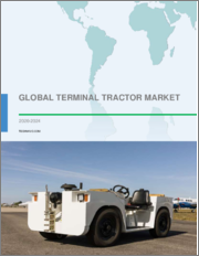 Terminal Tractor Market by Axle Type and Geography - Forecast and Analysis 2020-2024