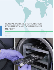 Dental Sterilization Equipment and Consumables Market by Product and Geography - Forecast and Analysis 2020-2024