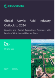 Global Acrylic Acid Industry Outlook to 2024 - Capacity and Capital Expenditure Forecasts with Details of All Active and Planned Plants