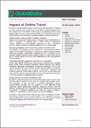 Impact of Online Travel - Thematic Research