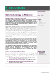 Nanotechnology in Medicine - Thematic Research