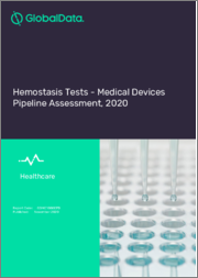 Hemostasis Tests - Medical Devices Pipeline Assessment, 2019
