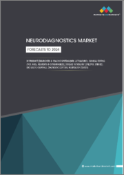 Neurodiagnostics Market by Product (Diagnostic & Imaging Systems (MRI, Ultrasound), Clinical Testing (PCR, NGS), Reagents & Consumables), Disease Pathology (Epilepsy, Stroke), End User, and Region - Global Forecast to 2024
