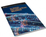 5G Devices for Fixed Wireless Broadband