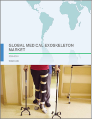 Medical Exoskeleton Market by Mobility Type and Geography - Forecast and Analysis 2020-2024