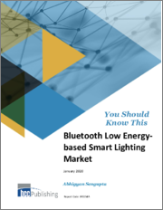 Bluetooth Low Energy-based Smart Lighting Market