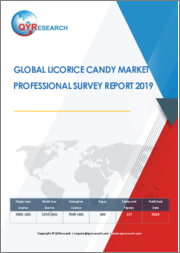 Global Licorice Candy Market Professional Survey Report 2019