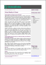 Virtual Reality in Power - Thematic Research