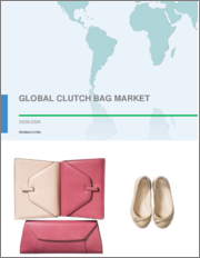 Clutch Bag Market by Distribution Channel and Geography - Forecast and Analysis 2020-2024