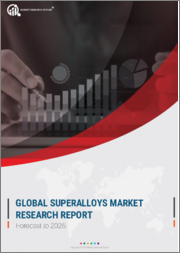 Global Superalloys Market Research Report-Forecast till 2025