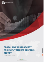 Global Live IP Broadcast Equipment Market Research Report-Forecast till 2025